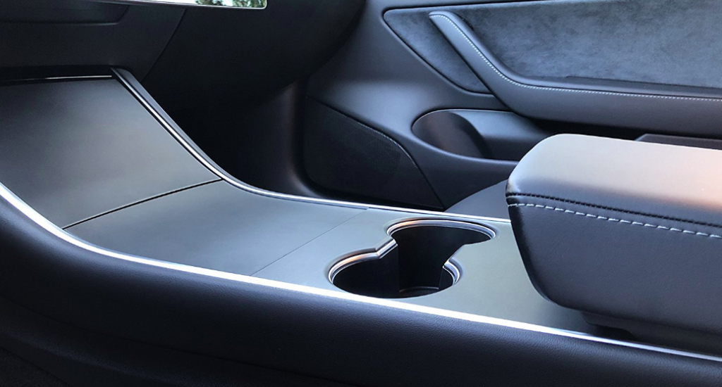 Protect Your Model 3 Center Console from Scratches & Dings